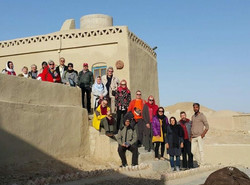 Austrian nationals on tour of Iran's Sistan-Baluchestan
