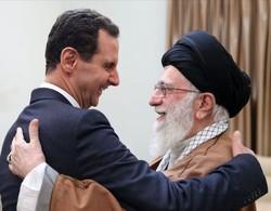 محرمانههای سفر یکروزه بشار اسد به ایران