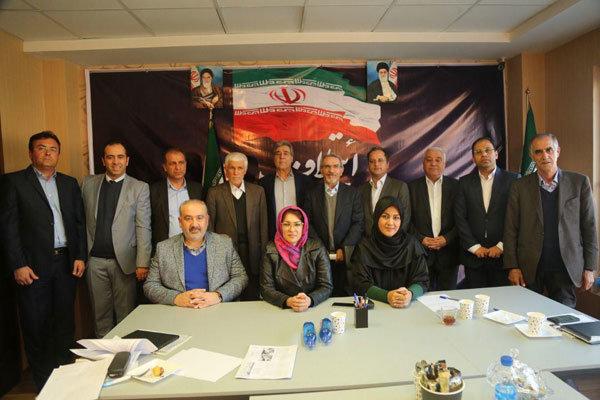 نشست ائتلاف توسعه پایدار البرز برگزار شد