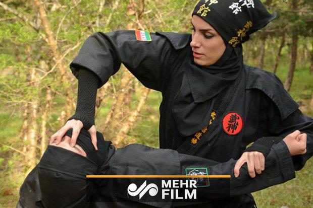 Ninca kızları İran televizyonunda