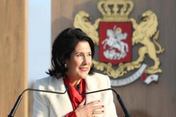 Gürcistan Cumhurbaşkanı Azerbaycan'ı ziyaret edecek