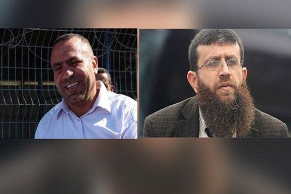 """الاحتلال  يعتقل القياديين في حركة الجهاد الاسلامي """"خضر عدنان"""" و""""طارق قعدان"""""""
