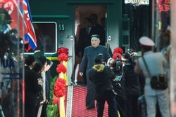 Kuzey Kore lideri Kim, Vietnam'da
