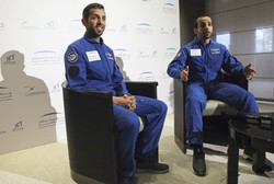 نخستین فضانورد اماراتی به فضا می رود