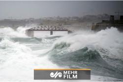 طوفان شدید در ایتالیا با حداقل ۴ کشته