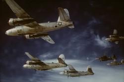 2. Dünya Savaşı'ndan renkli fotoğraflar