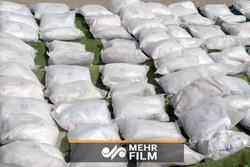 ٹریفک حادثے کے نتیجے میں 140 ملین ڈالر کی منشیات برآمد
