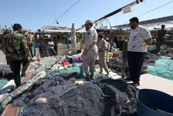 بیش از ۴ میلیارد ریال کالای قاچاق در مرزهای آبی بندرعباس کشف شد