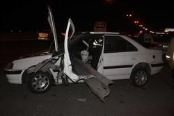 مرگ ۴۸۷ نفر براثر حوادث ترافیکی در مازندران