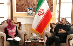 Iran's strategic policy, helping achieve global peace, stability