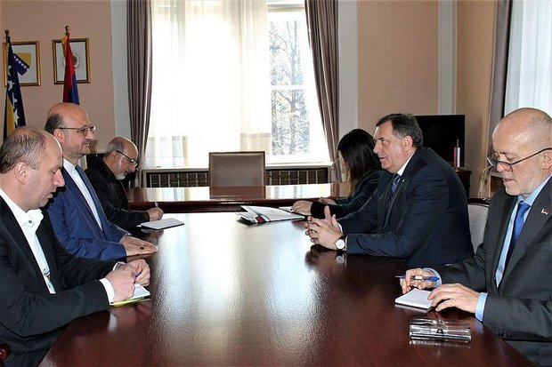 Bosina lauds Iran's role in fighting terrorism