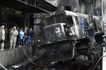 Iran sympathies with Egyptian people over deadly train accident