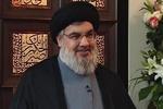 دیدار سید حسن نصرالله با هیئتی از جنبش حماس