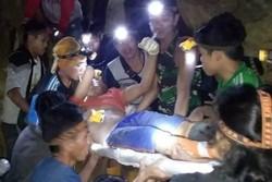 Endonezya'da heyelan: 1 ölü, 13 yaralı
