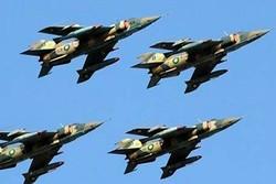 ورود جنگندههای پاکستان به حریم هوایی هند