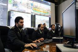 نصب سیستم جی. آی. اس در مرکز کنترل ترافیک تهران بزرگ
