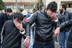 دستگیری ۲ سارق زورگیر در جنوب شرق پایتخت