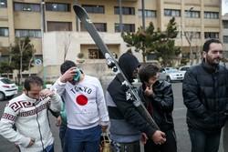 شگرد سارقان برای سرقت خودرو در تهران و فروش در شهرستان