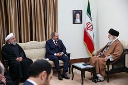 Ayat. Khamenei calls for strong, persistent, friendly ties with Armenia despite US opposition