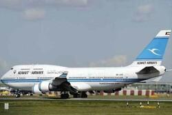 تعلیق پروازهای کویت به پاکستان