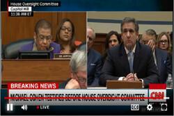 Trump'ın eski avukatı Cohen ifade verdi