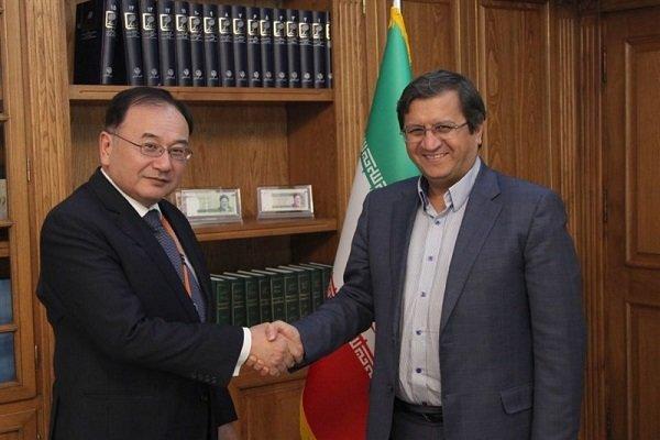 Iran, Japan to launch bilateral banking activities: envoy