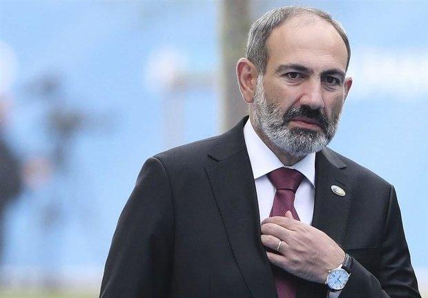 Armenian PM lands in Tehran for politico-economic talks