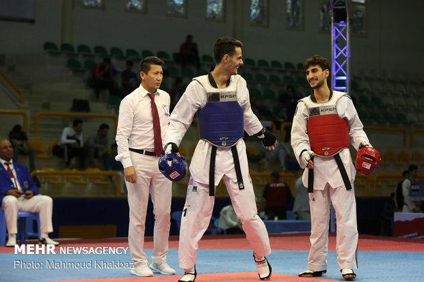 بطولة اندية آسيا للتايكواندو في نسختها التاسعةبجزيرة كيش (جنوب ايران)