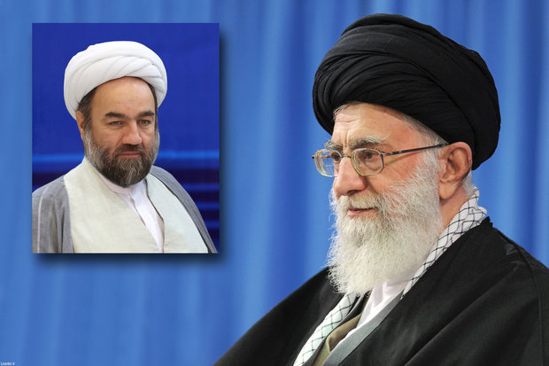 """قائد الثورة الاسلامية يعين الشيخ """"مصطفى محامي"""" ممثلا له في زاهدان"""
