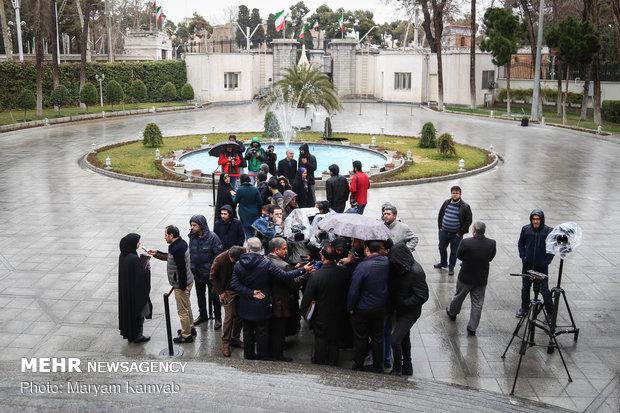 Bakanlar Kurulu Toplantısı'ndan fotoğraflar