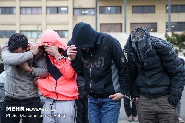 دستگیری ۲۸۹ متهم طی ۴۸ ساعت گذشته در بندرعباس