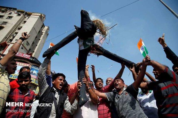حمله هوایی هند به خاک پاکستان