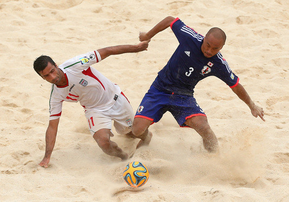 be469241245 Team Melli ready to defend title at AFC Beach Soccer Championship ...