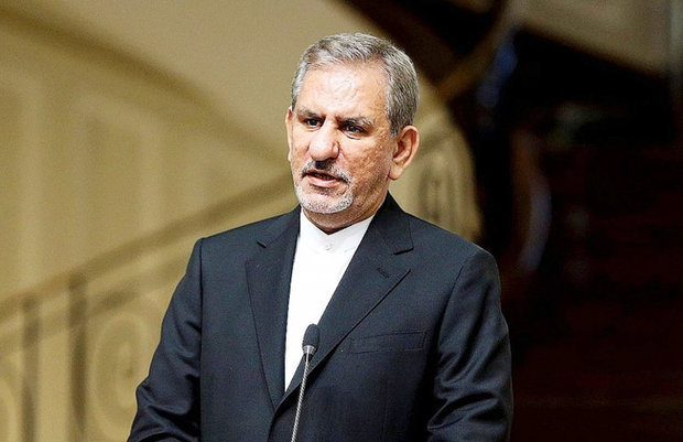 VP Jahangiri to attend 1st Caspian Economic Forum