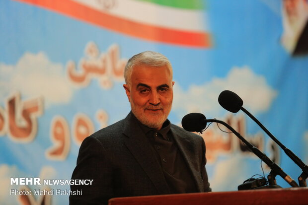Gen. Soleimani says Leader's meeting with Assad 'not a minor thing'