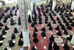 ۱۰۸۷ شاهرودی در آزمون کتبی سراسری قرآن و عترت شرکت کردند