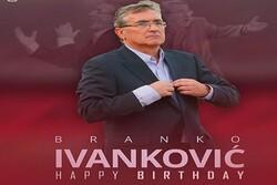 AFC تولد سرمربی پرسپولیس را تبریک گفت