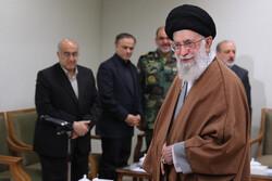 """Devrim Liderinin """"Şehitler Kongresi"""" yetkilileriyle görüşmesinden kareler"""