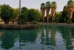 ثبت چشمه بلقیس چرام  در فهرست آثار ملی / هارمونی رنگ های طبیعی