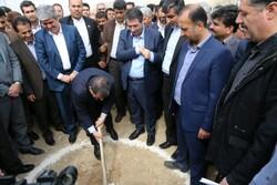 وزیر صنعت، معدن و تجارت وارد گچساران شد/ کلنگ زنی زیست پالایشگاه