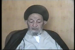 پیکر  آیتالله روضاتی در اصفهان تشییع شد