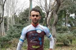 صفرزاده قهرمان مرحله آخر لیگ برتر دوچرخه سواری جاده شد