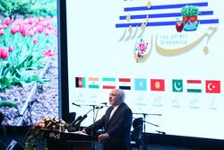"""انطلاق مهرجان """"عالم النيروز"""" الدولي في العاصمة طهران"""