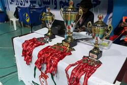 شهرداری ورامین قهرمان رقابتهای لیگ برتر والیبال نشسته کشور شد