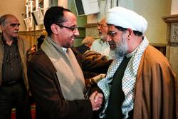 Tahran'da Yemen direniş hareketinin şehitleri anıldı