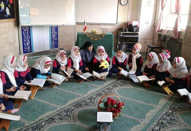 ثبتنام ۸۰ هزار دانشآموز کرمانشاهی در طرح نهضت ملی حفظ قرآن کریم
