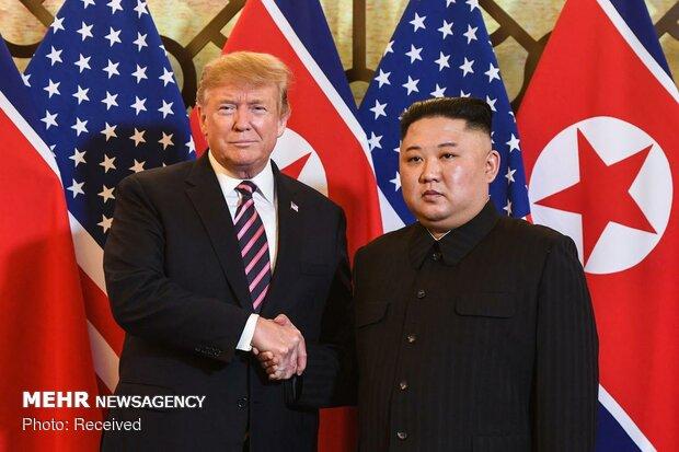دومین دیدار اون و ترامپ