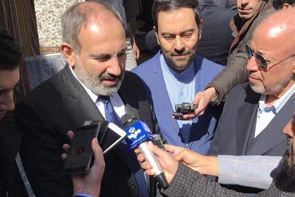 Paşinyan: İran-Ermenistan ilişkileri daha da gelişecek
