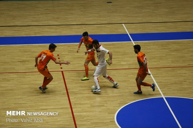 پیروزی تیمهای «محمد سیمای قم» و «شهرداری ساوه» برابر حریفان
