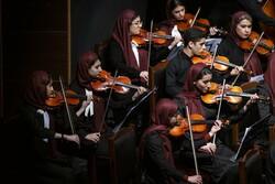 Gilan Filarmoni Orkestrası'ndan muhteşem konser